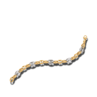 Brogle Atelier Armband True Gold 1111578-585GW-19