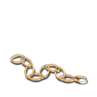Brogle Atelier Armband True Gold 1111643-585GG-20