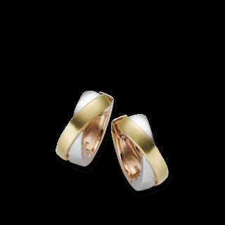 Brogle Atelier Creole True Gold - wahre Goldstücke 55092041E/3-585GRW