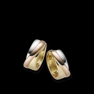 Brogle Atelier Creole True Gold - wahre Goldstücke 55092241E/3-585GRW