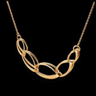 Brogle Atelier Halskette True Gold 1033104C-585GG-42