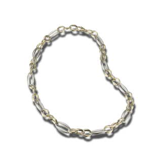 Brogle Atelier Halskette True Gold 1110771C-585GW-45