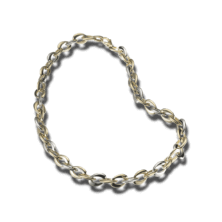 Brogle Atelier Halskette True Gold 1110773C-585GW-42