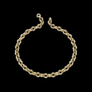 Brogle Atelier Halskette True Gold 1110775C-585GG-45