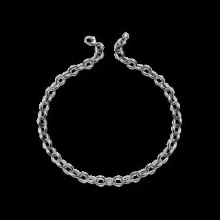 Brogle Atelier Halskette True Gold 1110775C-585WG-45