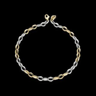 Brogle Atelier Halskette True Gold 1111115C-585GW-45