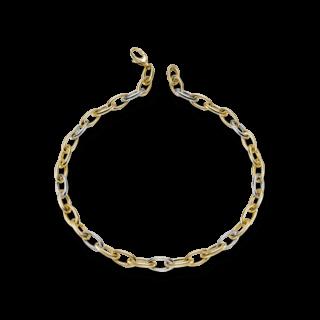 Brogle Atelier Halskette True Gold 1111226C-585GW-45