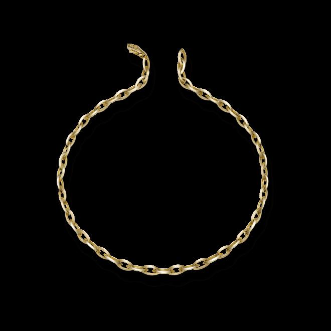 Halskette Brogle Atelier True Gold - wahre Goldstücke aus 585 Gelbgold