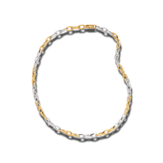 Brogle Atelier Halskette True Gold 1111320C-585GW-44