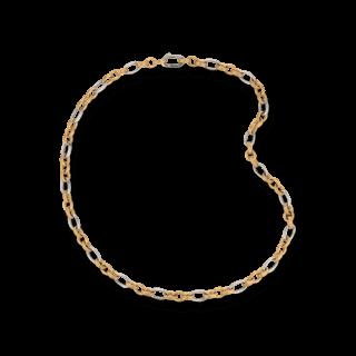 Brogle Atelier Halskette True Gold 1111322C-585GW-45