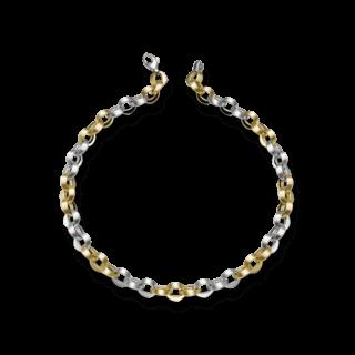 Brogle Atelier Halskette True Gold 1111326C-585GW-44