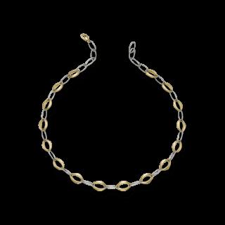 Brogle Atelier Halskette True Gold 1111376C-585GW-45