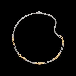 Brogle Atelier Halskette True Gold 1111378C-585GW-45