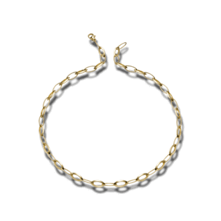 Brogle Atelier Halskette True Gold 1111459C-585GG-45