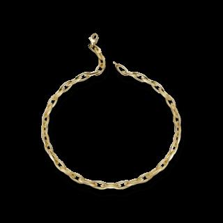 Brogle Atelier Halskette True Gold 1111463C-585GG-45