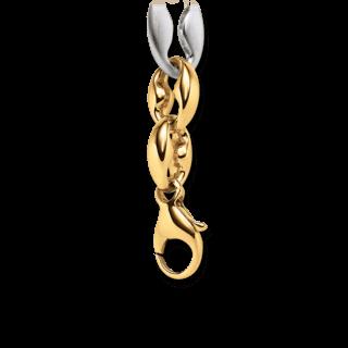 Brogle Atelier Halskette True Gold 1111578C-585GW-45