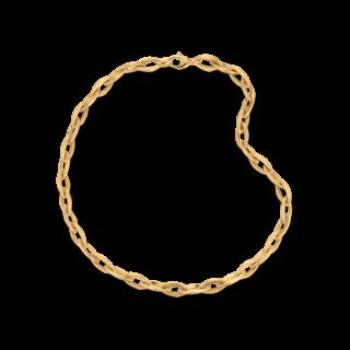 Brogle Atelier Halskette True Gold 1111615C-585G-45