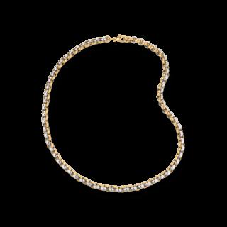 Brogle Atelier Halskette True Gold 114204C-585GW-45