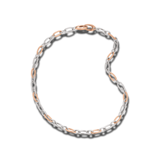Brogle Atelier Halskette True Gold 118212C-585RW-45