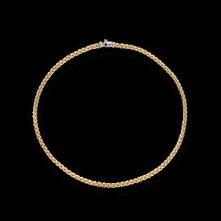 Brogle Atelier Halskette True Gold 17083/089C-585GG-19