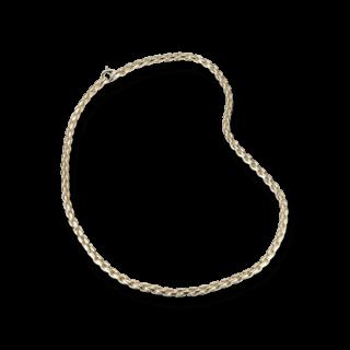 Brogle Atelier Halskette True Gold 22146/19C-585GG-42