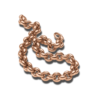 Brogle Atelier Halskette True Gold 221692/7C-585RG-45