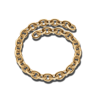 Brogle Atelier Halskette True Gold 221863C-585GG-45