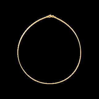 Brogle Atelier Halskette True Gold 64/86006-2_585GRH