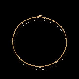 Brogle Atelier Halskette True Gold 81700175
