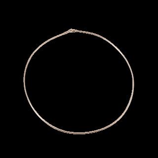 Brogle Atelier Halsreif True Gold 118276/2C-585RG-42