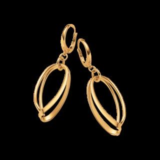Brogle Atelier Ohrhänger True Gold 1033104E-585GG