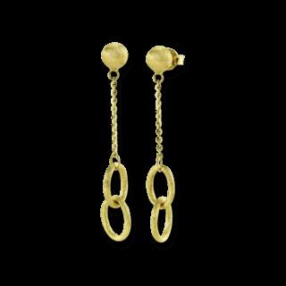 Brogle Atelier Ohrhänger True Gold K11050
