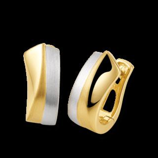 Brogle Atelier Ohrstecker True Gold 06/07243-0_585GRH