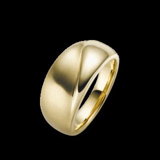 Brogle Atelier Ring True Gold - wahre Goldstücke 55212911R/3-585GG
