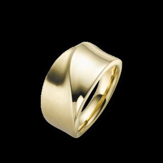 Brogle Atelier Ring True Gold - wahre Goldstücke 55213111R/3-585GG