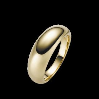 Brogle Atelier Ring True Gold - wahre Goldstücke 55419311R/3-585GG