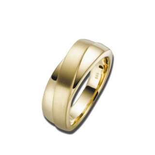 Brogle Atelier Ring True Gold 55501911R/3-585GG