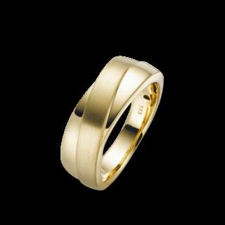 Brogle Atelier Ring True Gold - wahre Goldstücke 55501911R/3-585GG
