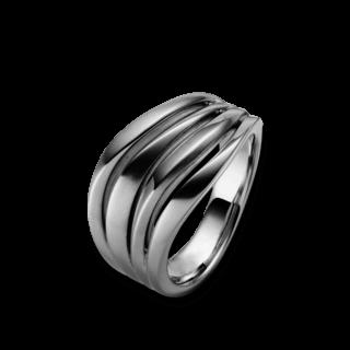 Brogle Atelier Ring True Gold - wahre Goldstücke 55556361R/3-585WG