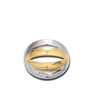 Brogle Atelier Ring True Gold - wahre Goldstücke 55591351R/3-585GW