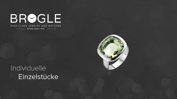 Edelsteinschmuck  Edelsteinschmuck bei Brogle bestellen