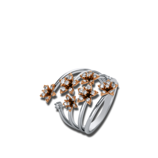 Brogle Selection Ring Basic Blumen 1N817WR