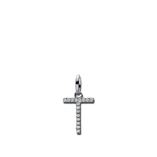 Brogle Selection Anhänger Basic Buchstabe T 3D805W8-1