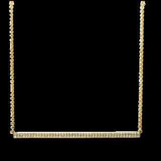 Brogle Selection Halskette mit Anhänger Basic 4B034G4-1
