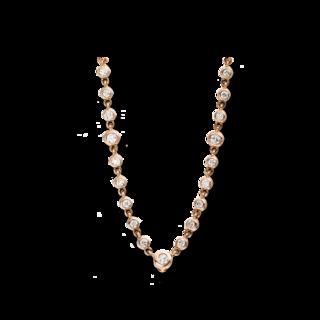 Brogle Selection Halskette mit Anhänger Basic 4B949R8-1