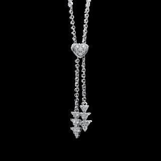 Brogle Selection Halskette mit Anhänger Basic 4C049W8-1
