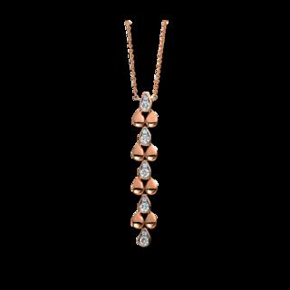 Brogle Selection Halskette mit Anhänger Basic 4D597R8-1