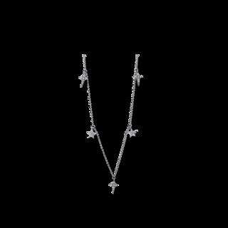 Brogle Selection Halskette mit Anhänger Basic 4D892W8-3
