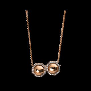 Brogle Selection Halskette mit Anhänger Basic 4E115R4-1