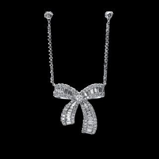 Brogle Selection Halskette mit Anhänger Basic 4E280W8